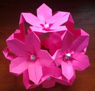 Поделки бумажные в стиле оригами для ваших детей в садик. смотрите все фото