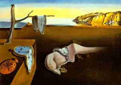 A persistência da memória, Dalí