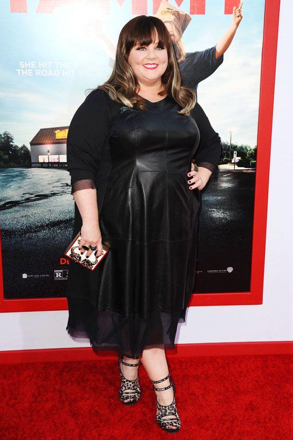 """Melissa McCarthy at the """"Tammy"""" premiere. Werk!"""
