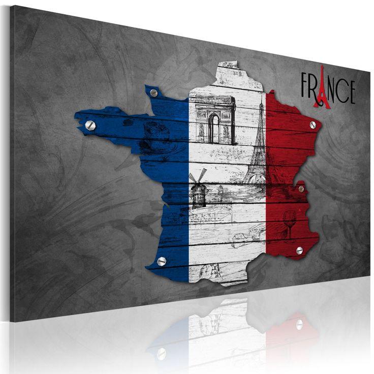 Obraz - Symbole Francji