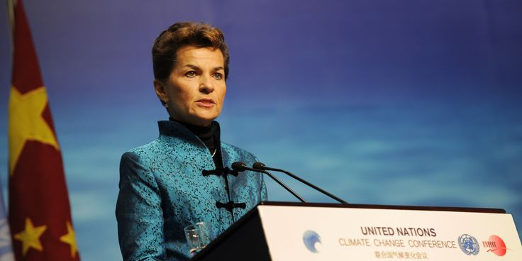 UN Climate Chief Urges Renewable Energy At International Investor Summit