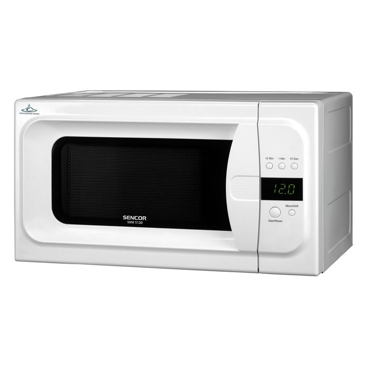 Microwave Oven with Grill SMW 5120 - Combination cooking mode (microwave + grill) - 2 combination cooking modes - Automatic defrosting