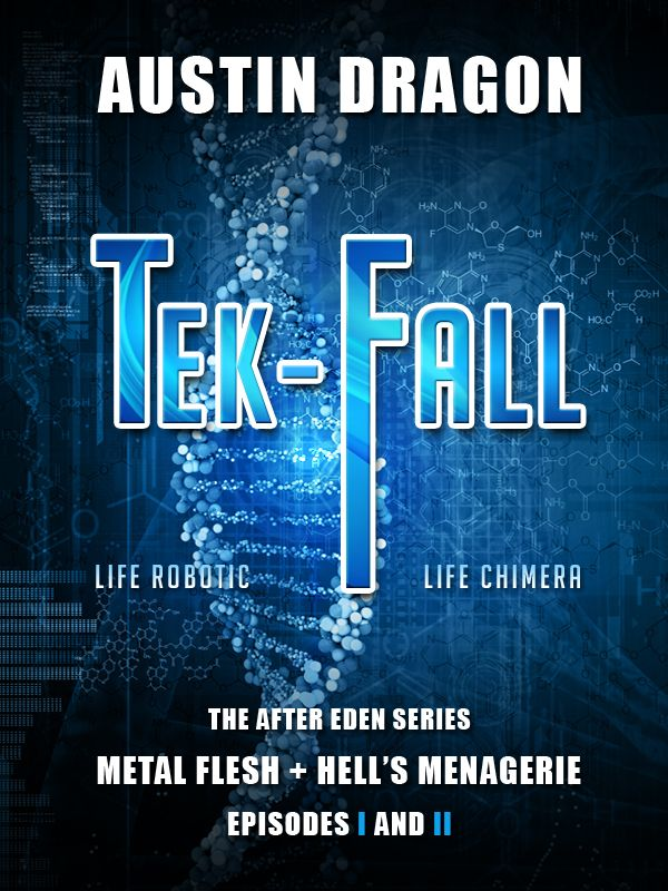Pin My After Eden Series: Tek-Fall Cover
