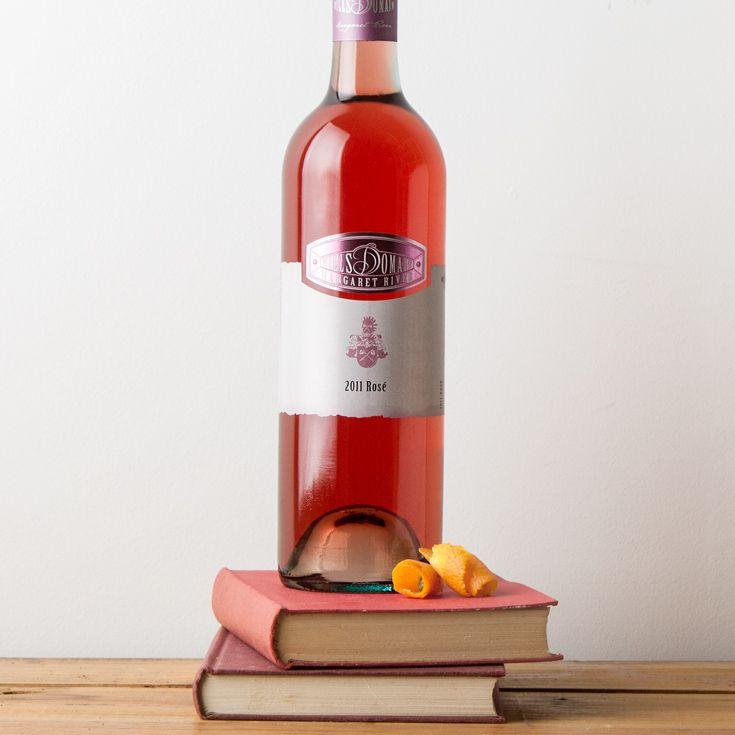 Wills Domain Rose 2011 #willsdomain #rose #wine #photography #vinomofo