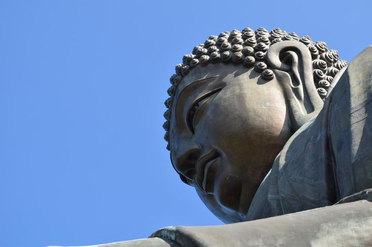 🔝 Check out this free photoStatue of Buddha Against Clear Sky    👉 https://avopix.com/photo/60585-statue-of-buddha-against-clear-sky    #statue #art #sculpture #silhouette #religion #avopix #free #photos #public #domain