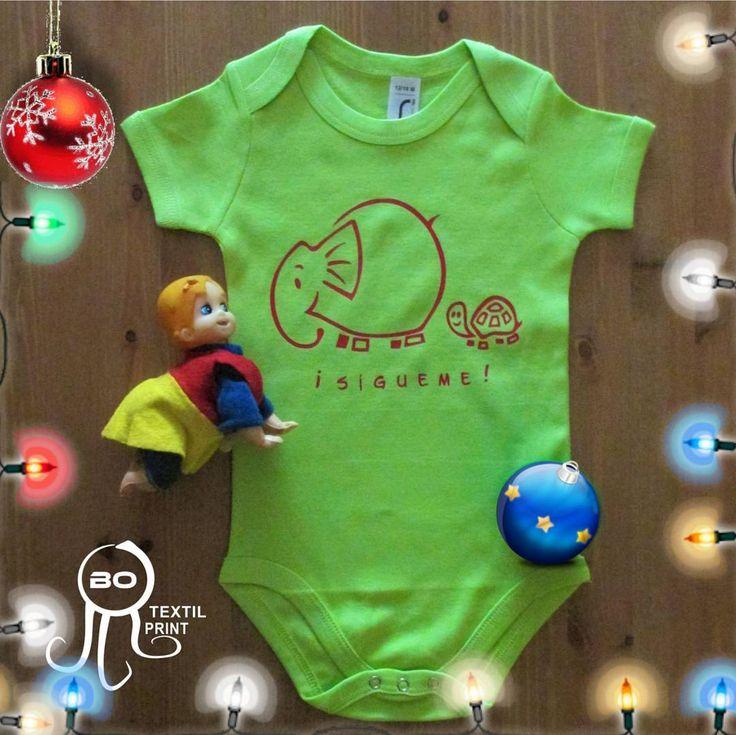 Body bebé de luces.. http://www.botextilprint.es  #bodybebé #botextilprint #navidad