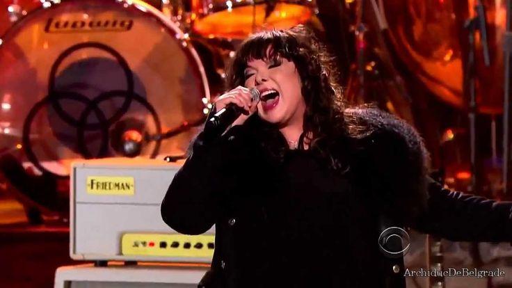 Ann & Nancy Wilson (Heart) Stairway To Heaven Live HD AMAZING!!!!!!!!!!!!!!!!!!!!!!!!!!!!!!!!!!!!