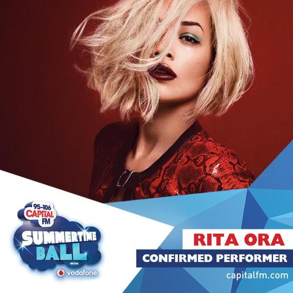 Ora Daily PL: ORA POJAWI SIĘ NA SUMMERTIME BALL