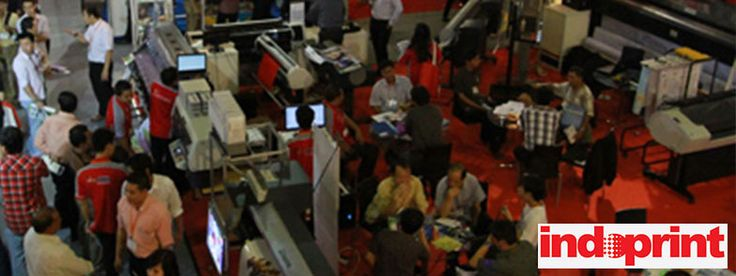 The 9th Indonesian International Printing Exhibition. #expoindonesia