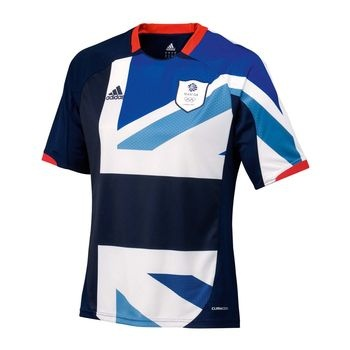 Not my favourite football kit ever, but a must have in my collection as it  will be the first time Great Britain has been represented by football teams since 1960