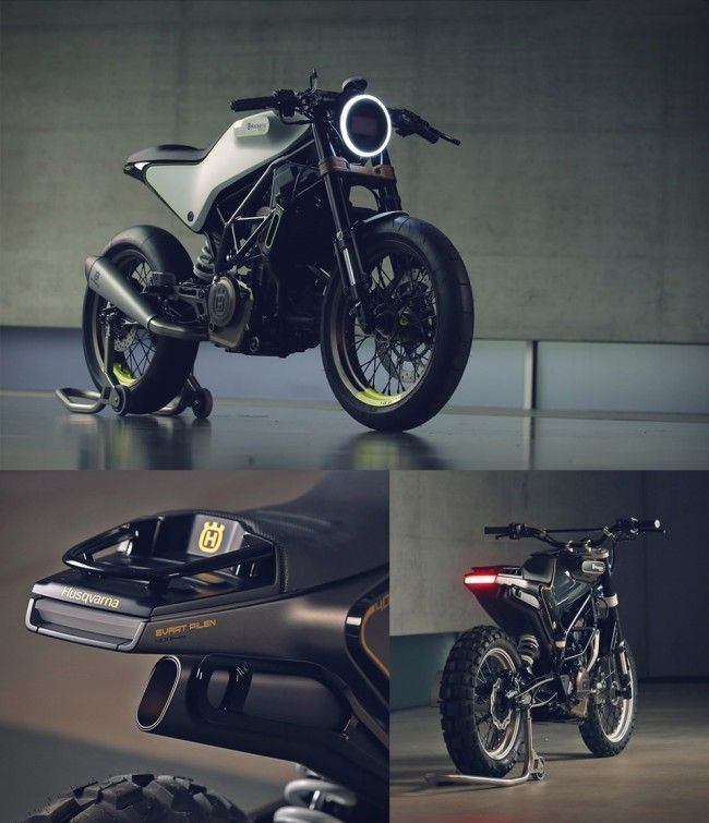 Husqvarna Motorcycles | by Kiska.... what the f never knew they made a motorcycle