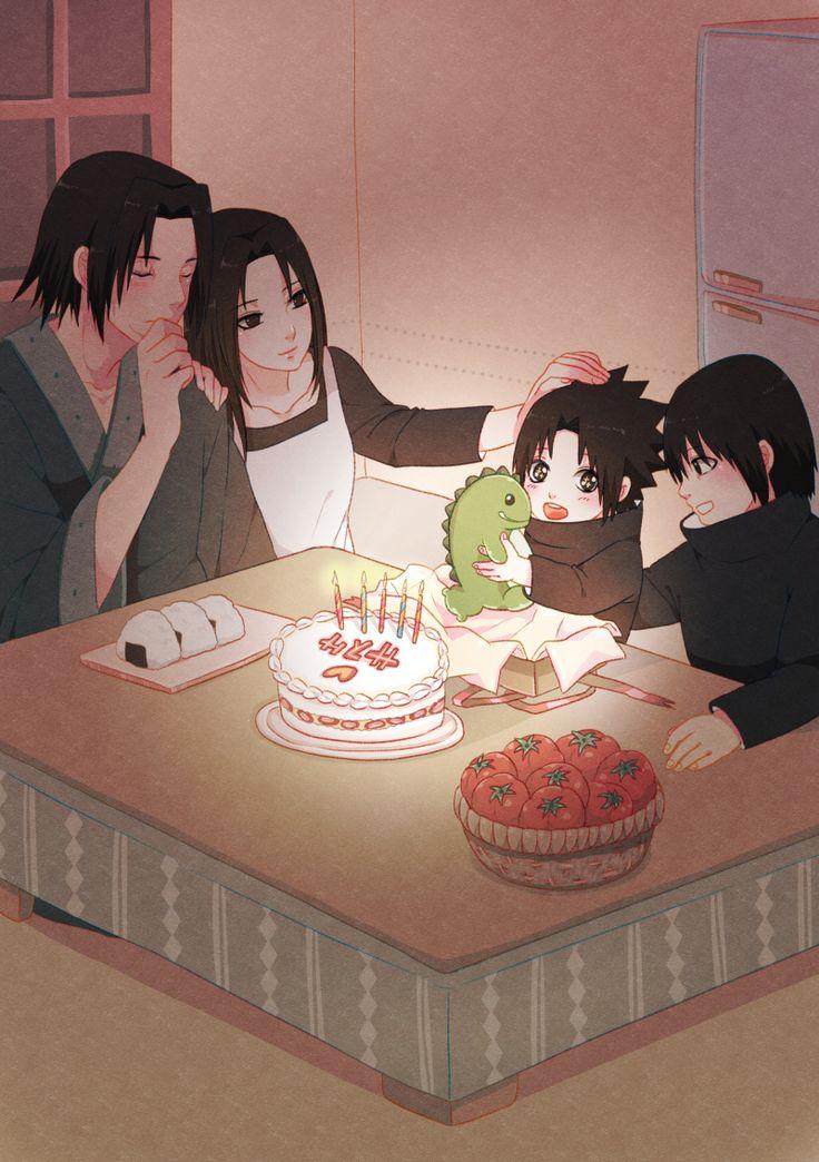 Happy Birthday to Sasuke! [1]