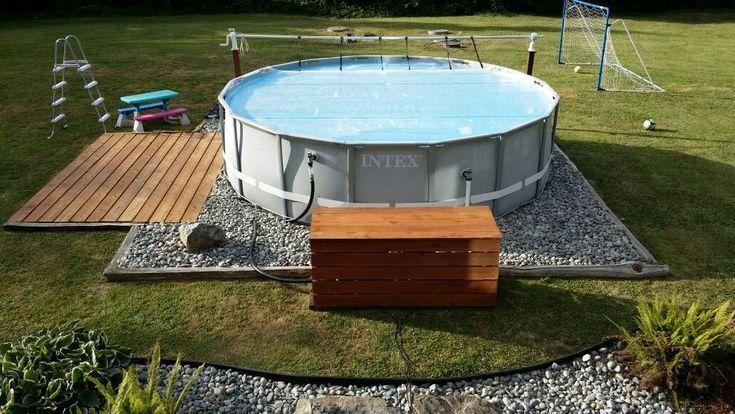 15 Above Ground Pool Ideas That Are Unbelievably Outstanding Check More At Https Dietnews D Gartenpools Hinterhof Pool Landschaftsbau Pool Dekor