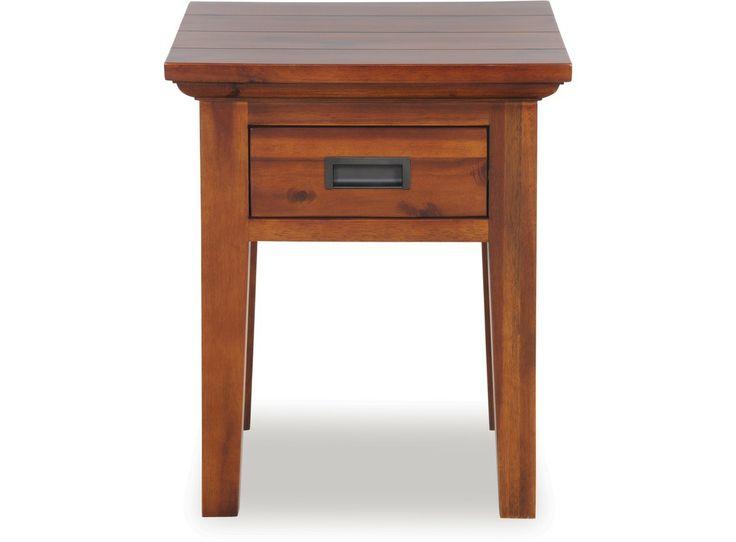Suva Lamp Table