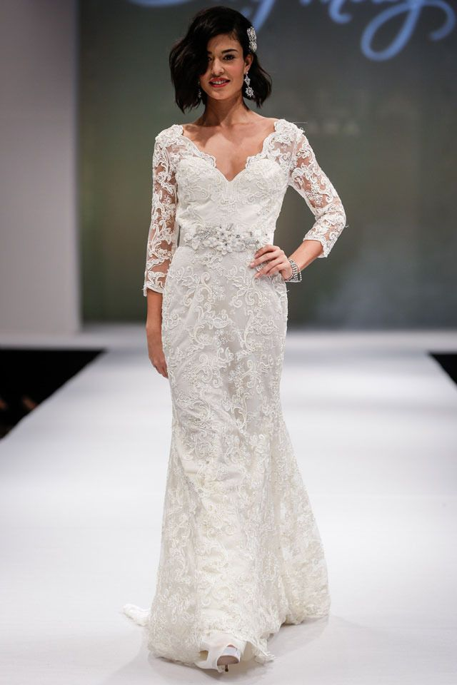 1000 images about wedding dresses on pinterest older for Winter wedding guest dresses with sleeves