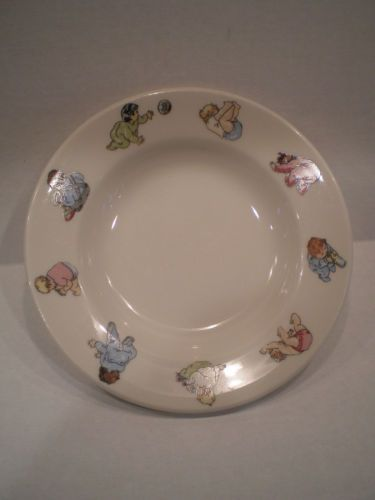 Homer Laughlin China Child Baby Dish Bowl Nicole Miller FOR Fishs Eddy Lead Free | eBay & 231 best Fiesta® / Homer Laughlin China: Childrenu0027s Fiesta ...