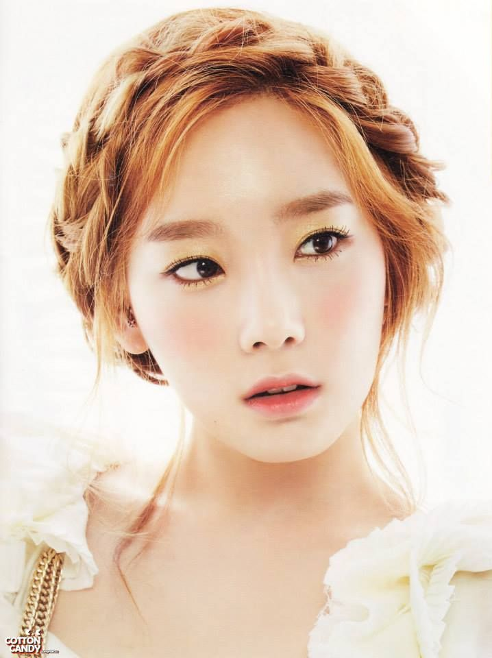 Taeyeon~high cut 2013