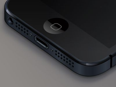 Truly vector iPhone [.sketch]
