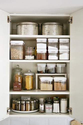 17 mejores ideas sobre despensa organizada en pinterest for Muebles de cocina despensa