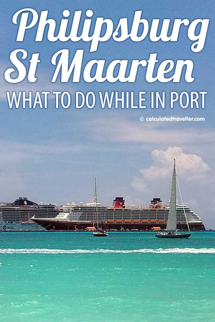 One Day in Philipsburg St Maarten  Sun Surf Shopping and Star Wars  Cruises  Southern