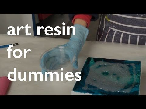 The making of Abstract Summer Acrylic Speed Painting demo by Zacher-Finet - YouTube
