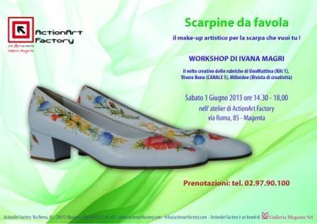 #Scarpe dipinte a mano da Ivana Magri www.ivanamagri.it ivanamagri@ivanamagri.it