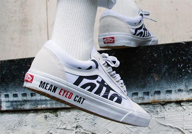 http://SneakersCartel.com Patta x Vans Old Skool 'Mean Eyed Cat' Collection #sneakers #shoes #kicks #jordan #lebron #nba #nike #adidas #reebok #airjordan #sneakerhead #fashion #sneakerscartel