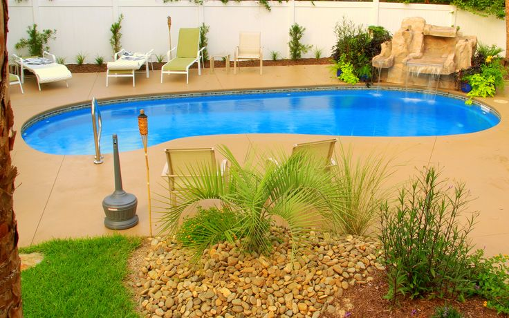 25 best swimming pools backyards images on pinterest for Pool design northern virginia