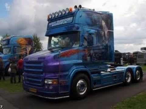 Custom Big-Rig Semi Trucks Custom Semi Trucks Customize semi truck
