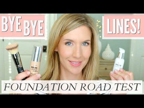 Healthy Skin Foundation | IT COSMETICS Bye Bye Lines Foundation + Serum Review | ROAD TEST http://cosmetics-reviews.ru/2017/11/30/healthy-skin-foundation-it-cosmetics-bye-bye-lines-foundation-serum-review-road-test/