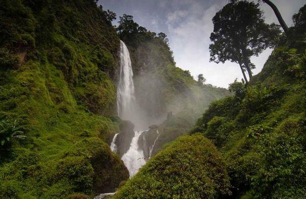 Curug Citambur, Wow.. Betapa Mengagumkannya Tempat Wisata Ini..!!! | Gravity Adventure | Rafting Arung Jeram di Bandung Pangalengan