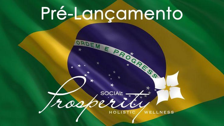 Pré-Lançamento da Social Prosperity no Brasil