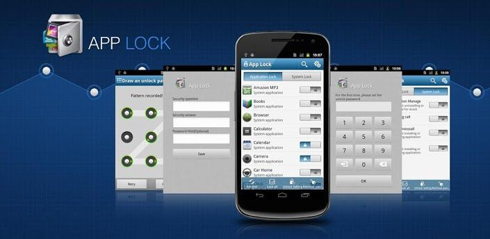 [Tutorial] How To Lock Apps And Functions In Android - Follow this tutorial to find out how to setup this App Lock app and chose whether you want to lock your Android apps with PIN or Pattern. [Click on Image Or Source on Top to See Full News]