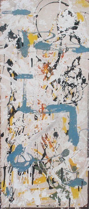 A Paper Bear Art Journal Tumblr | topcat77:   Jackson Pollock