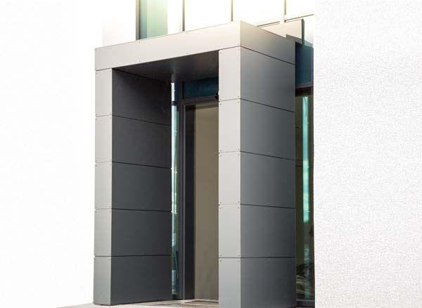 Die besten 25 vordach ideen auf pinterest terrassendach - Vordach mit seitenwand ...