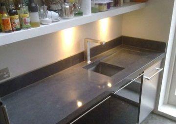 27 best screed worktops images on pinterest kitchen. Black Bedroom Furniture Sets. Home Design Ideas
