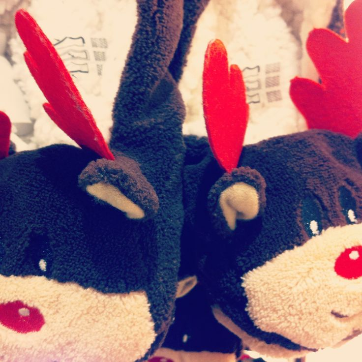 #reindeer#rudolf#red#nose#sleepers
