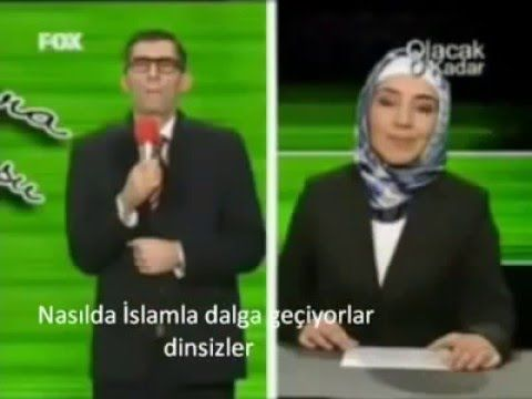 İzleyin ve görün islamla dalga geçen kanalları