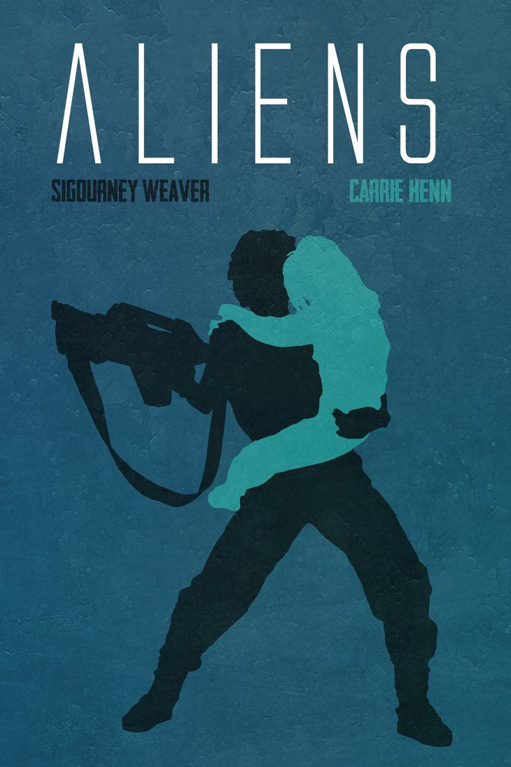 Aliens by Lewis Dowsett