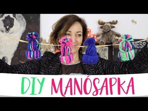 Nálatok laknak-e manók? 😳 Készíts nekik cuki sapkát! | INSPIRÁCIÓK Csorba Anitától - YouTube