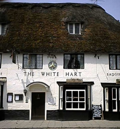 The White Hart, Sturminster-Newton, Dorset, UK