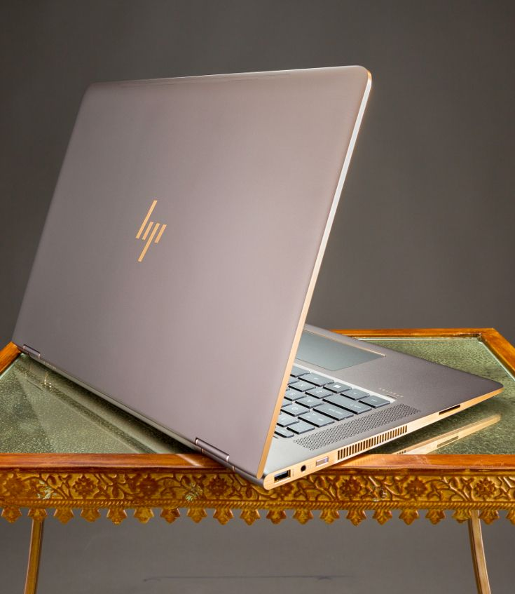 The 2017 HP Spectre x360 15 is a good 2-in-1 convertible laptop for artists, power users, or movie lovers who can take full advantage of its 15.6-inch 4K screen.
