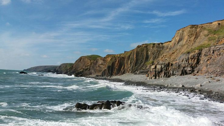 Northcott mouth, BUDE
