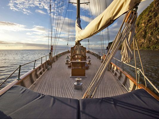 Dream boats: Classic wooden sailboats for sale