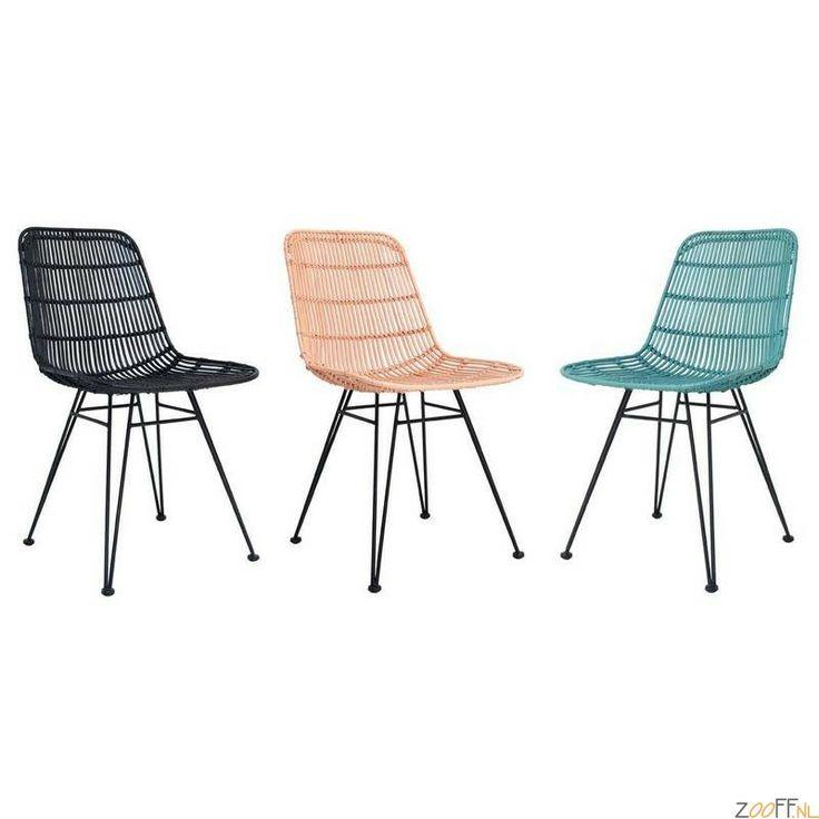 10 idee n over metalen stoelen op pinterest metalen eetkamerstoelen boerderij tafel stoelen - Rotan stoel van de wereld ...