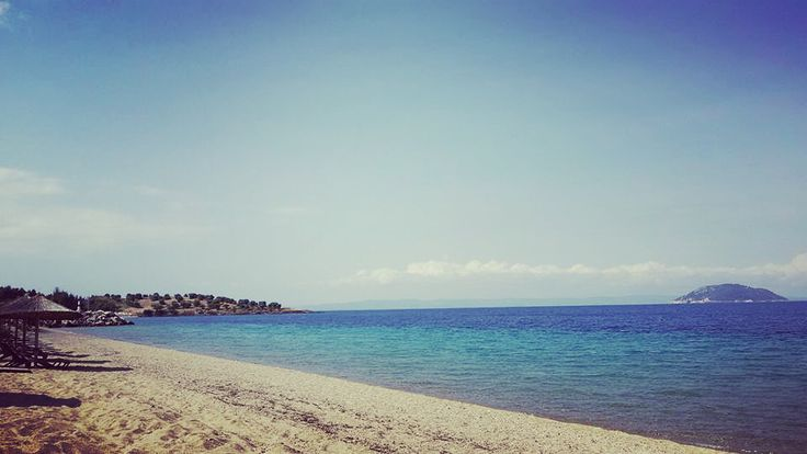 This #sea is our favorite! Imagine your #summer in #Halkidiki and Porto Carras Grand Resort! #Portocarras #sithonia #vacation