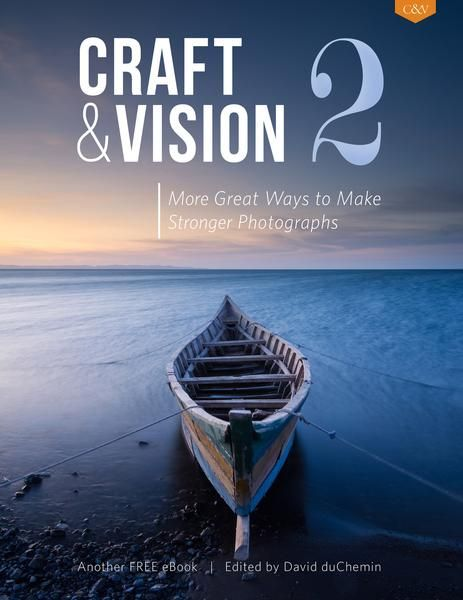 Another free instructional photo eBook from Craft & Vision.