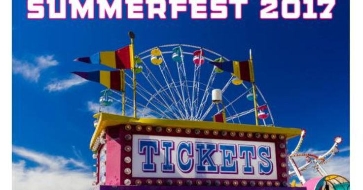 Choose all week, or weekday-only admission tickets to Summerfest 2017.