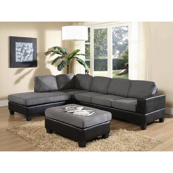 Grey Sectional Sofa Ideas: Best 25+ Grey Sectional Sofa Ideas On Pinterest