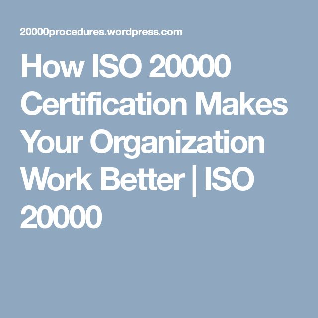 15 best iso 50001 certification images on pinterest management how iso 20000 certification makes your organization work better fandeluxe Gallery